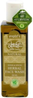 Vagad's Face Washes Vagad's Khadi Herbs & Spice Herbal Face Wash