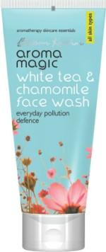 Aromamagic Face Washes Aromamagic White Tea & Chamomile Face Wash
