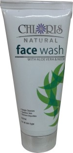 Chloris Face Washes Chloris Natural Neem and Alovera Face Wash Face Wash