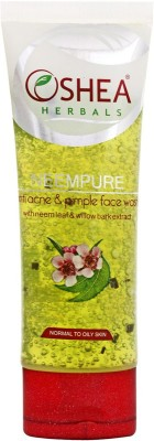 Oshea Herbals Neempure Anti Acne and Pimple Face wash available at Flipkart for Rs.94