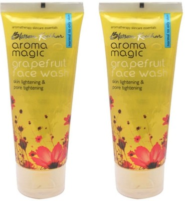 AromaMagic Grape Fruit (Pack Of 2) Face Wash - 200 Ml