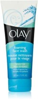 Olay Foaming Face Wash - Sensitive (Pack Of 2) Face Wash (207 Ml)