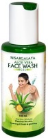 Nisargalaya Herbals Aloe Vera Gel Face Wash (100 Ml)