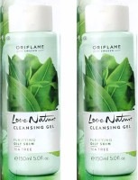 Pure Nature Love Nature Cleansing Gel Tea Tree Face Wash (150 Ml)