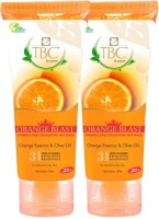 TBC By Nature Orange Blast Vitamin-C Daily Exfoliating  Face Wash (200 Ml)