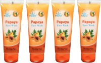 Pavo Papaya Glowing Face Wash (300 G)