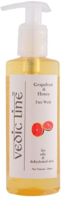 Vedic Line Face Washes Vedic Line Grapefruit & Honey Face Wash