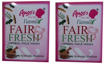 Anoos Fair & Fresh Herbal Face Wash (100 G)