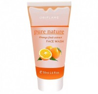 ORIFLAME SWEDEN Pure Nature Orange Fruit Extract  Face Wash (50 Ml)