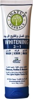 Inatur Herbals Whitening 3 In 1 Face Wash (100 Gm)