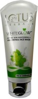 Lotus Herbals Whiteglow Active Skin Whitening + Oil Control  Face Wash (100 G)