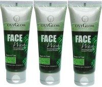 Oxyglow Neem And Tulsi Face Wash (300 Ml)