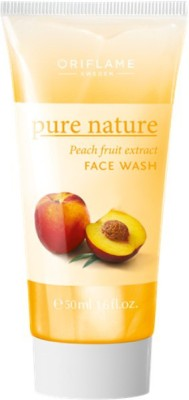 Pure Nature Peach Fruit Extract Face Wash (50 Ml)