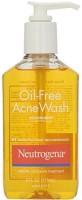 Neutrogena Oil-Free Acne Wash Face Wash (177 Ml)