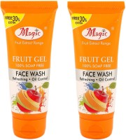 Nature's Essence Fruit Gel Face Wash (130 Ml)