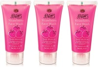 Jovees Face Wash - Strawberry (Pack Of 3) Face Wash (150 Ml)