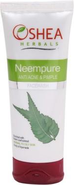 Oshea Face Washes Oshea Neempure Anti Pimple Face Wash