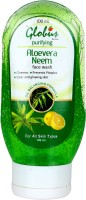 GLOBUS ALOE VERA & NEEM Face Wash (100 Ml)