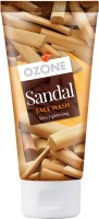 Ozone Ayurvedics Sandal Face Wash (60 Ml)