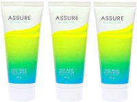 Assure Natural Pure Exfoliator (Pack Of 3) Face Wash (60 G)