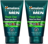 Himalaya MEN Pimple Clear Neem  Face Wash (100 Ml)