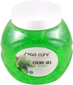 Sogo Cure Face Packs Sogo Cure Cucumber Facial Gel Face Wash
