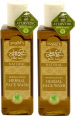 Vagad's Face Washes Vagad's Khadi Herbs & Spices Herbal Face Wash Combo Pack Face Wash
