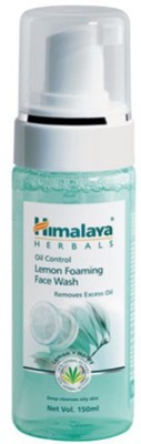 Himalaya Oil Clear Lemon Foaming Face Wash (150 Ml)