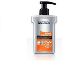 L'oreal Paris Men Expert Hydra Energetic Multi-Action Serum Foam Face Wash (150 Ml)