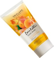 Oriflame Sweden LOVE NATURE PEACH Face Wash (50 Ml)