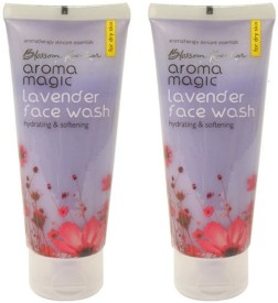AromaMagic Lavender (Pack Of 2) Face Wash - 200 Ml