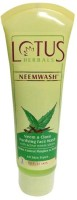 Lotus Herbals Neem & Clove - Purifying  Face Wash (120 G)
