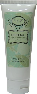 D & Y Face Washes D & Y Herbal Face Wash