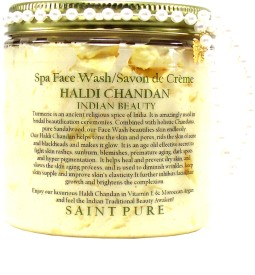 Saint Pure Haldi Chandan Indian Beauty  Face Wash - 250 G