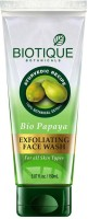 Biotique Bio Papaya Exfoliating Face Wash (150 Ml)