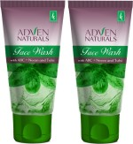 Adven Naturals Beauty and Personal Care Adven Naturals Neem & Tulsi Face Wash