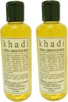 Khadi Herbal Lemon Face Wash (420 Ml)