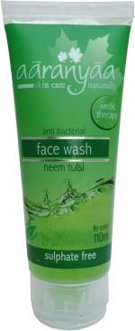 Aaranyaa Face Washes Aaranyaa Sulphate Free Anti Bacterial Neem Tulsi Face Wash