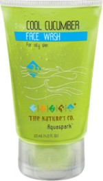 The Nature's Co Face Washes The Nature's Co Cool Cucumber Face Wash