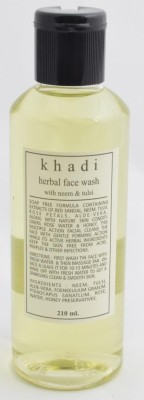 Khadi Face Washes Khadi Neem & Tulsi Face Wash