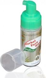 IMC Face Washes IMC Enriched With Aloevera Neem Lemon Face Wash