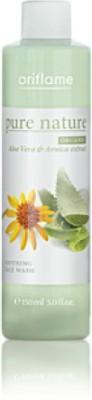 Oriflame Pure Nature Organic Aloe Vera & Arnica Extract Face Wash (150 Ml)