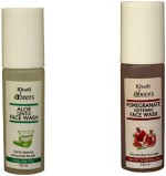 Abeers Face Washes Abeers Khadi Aloe and Pomegranete Face Wash