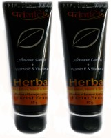 Patanjali Herbal With Lemon,Neem, Aloe Vera Face Wash (120 G)