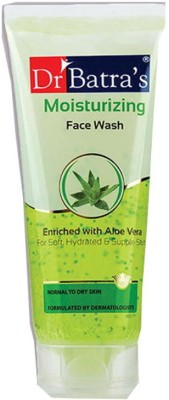 Dr Batra Face Washes Dr Batra Enriched with Aloevera Moisturising Face Wash