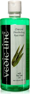 Vedic Line Face Washes Vedic Line Charcoal Disinfecting Face Wash