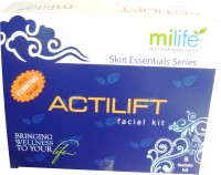 Milife Actilift Skin Firming Facials Kit 100 Gms (Set Of 5)