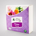 Kulsum's Kaya Kalp Flower Facial Kit 70 G - Set Of 4