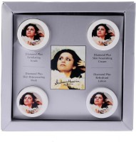 Shahnaz Husain Diamond Facial Kit For Skin Radiance 40 G (Set Of 4)