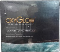 Oxyglow Golden Glow Skin Whitening Facial Kit 260 G (Set Of 5)